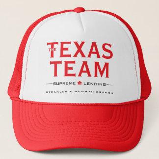 Équipe de TX - casquette de camionneur