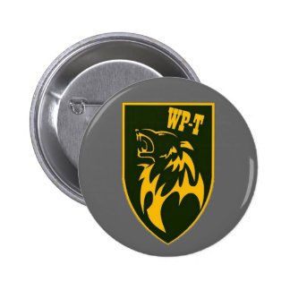 Équipe de Tyrol d'emballage de loup patch button Badges