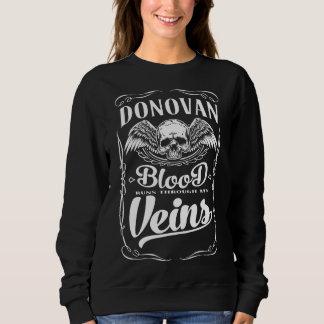 Équipe DONOVAN - T-shirts de membre à vie