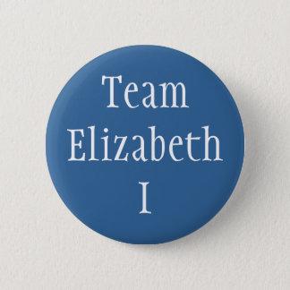 Équipe Elizabeth I Badge