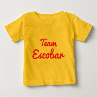 Équipe Escobar T-shirt Pour Bébé