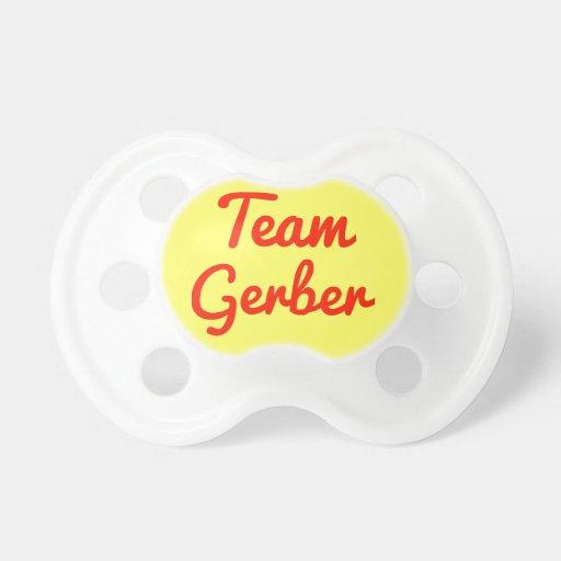 Équipe Gerber Tétines Pour Bébé