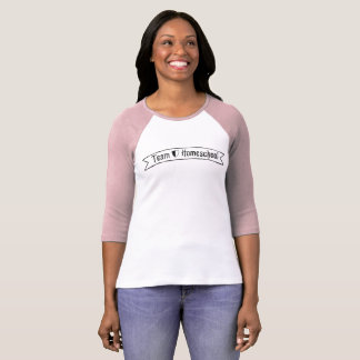 Équipe Homeschool - Jersey T-shirt