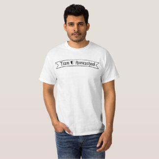 Équipe Homeschool - pièce en t T-shirt