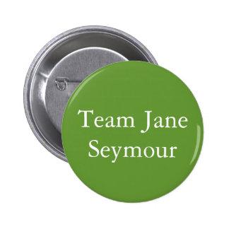 Équipe Jane Seymour Badge Rond 5 Cm
