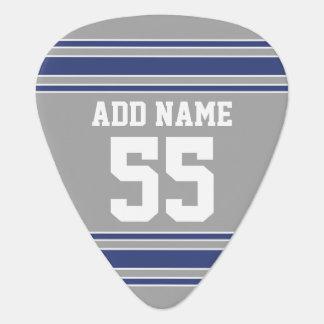 Équipe Jersey avec le nom et le nombre faits sur Onglet De Guitare