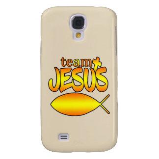 Équipe Jésus - cas de téléphone Coque Galaxy S4