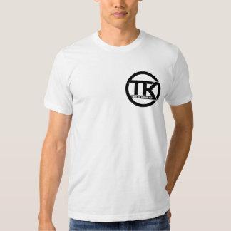 Équipe Kinetik - blanc T-shirts