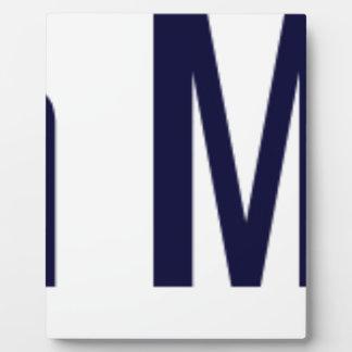 Équipe McCoy Impression Sur Plaque
