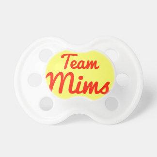 Équipe Mims Tétines Pour Bébé