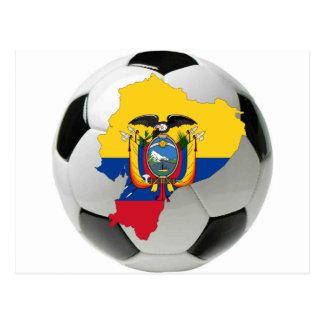 Équipe nationale de l'Equateur Cartes Postales