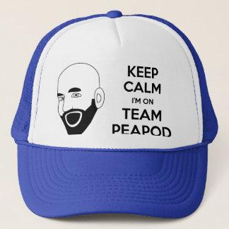 Équipe Peapod - casquette de camionneur