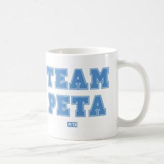Équipe PETA Mug