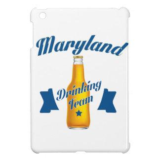 Équipe potable du Maryland Coque Pour iPad Mini