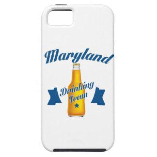 Équipe potable du Maryland iPhone 5 Case