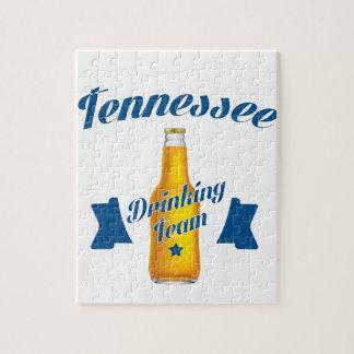 Équipe potable du Tennessee Puzzle
