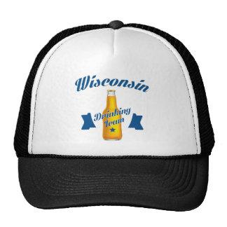 Équipe potable du Wyoming Casquettes De Camionneur