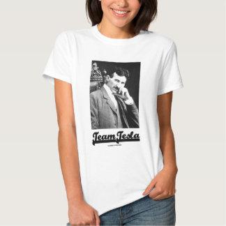 Équipe Tesla (Nikola Tesla) T-shirts
