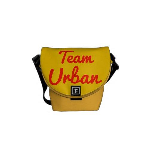 Équipe urbaine besace