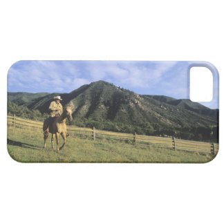 Équitation de cowboy par le champ coques Case-Mate iPhone 5