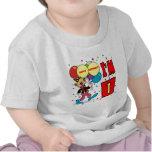 ęr Anniversaire de clown d'anniversaire T-shirts