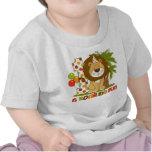 Ęr anniversaire de lion mignon t-shirt
