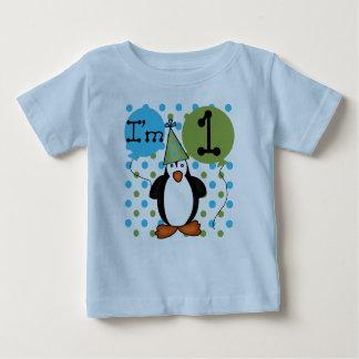Ęr anniversaire de pingouin t-shirts