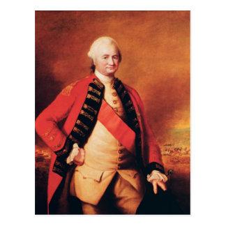 Ęr baron Clive, c.1773 de Robert Clive Carte Postale