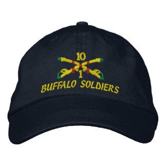 ęr Escadrons., casquette brodé 10ème par cavalerie