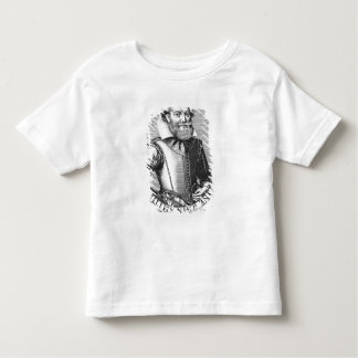 Ęr gouverneur de capitaine John Smith de la T-shirt Pour Les Tous Petits