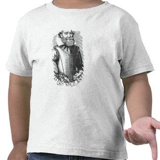Ęr gouverneur de capitaine John Smith de la T-shirt