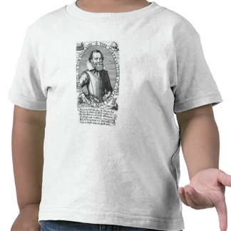 Ęr gouverneur de capitaine John Smith de la T-shirts