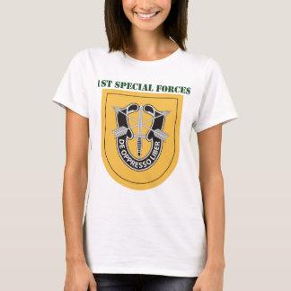 ęr Groupe de forces spéciales avec le texte T-shirt