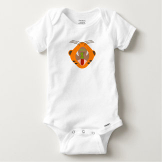ęr Hurlement de tigre d'anniversaire T-shirts