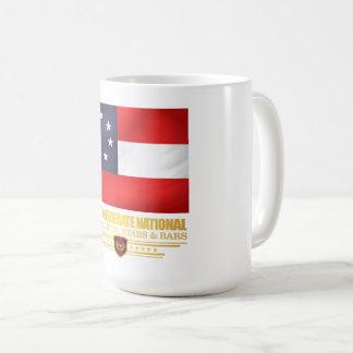 ęr Ressortissant confédéré Mug
