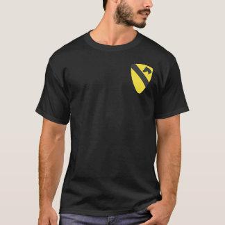ęr T-shirts de Division de cavalerie