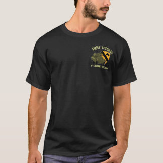 ęr Vétérinaire de Cav - Bradley T-shirt