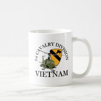 ęr Vétérinaire de Cav Vietnam Mug