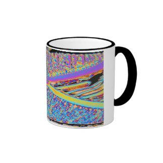 Erbium sous le microscope mug ringer