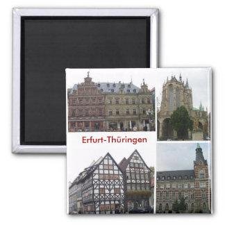 Erfurt Magnet Carré