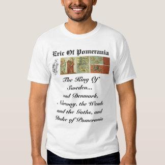 Erik, le Roi Of Suède T-shirt