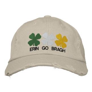 Erin vont casquette brodé par Bragh