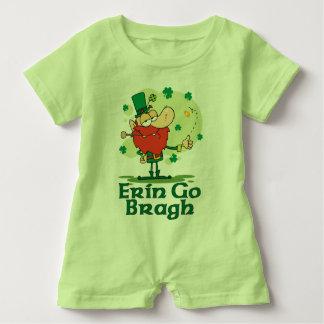 Erin vont T-shirt d'enfant en bas âge de lutin de