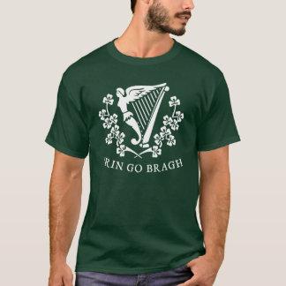 Erin vont tee - shirt d'harpe de Bragh T-shirt