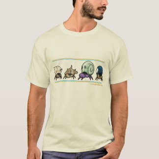 Ermite Crabbies T-shirt