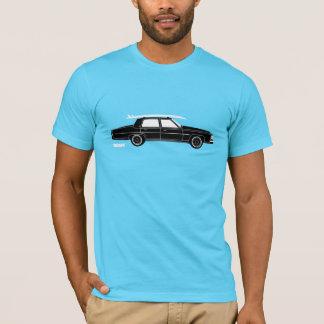 ERREZ le T-shirt de surfer de chariot de rat