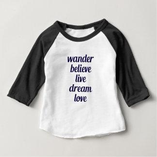 Errez T-shirt Pour Bébé