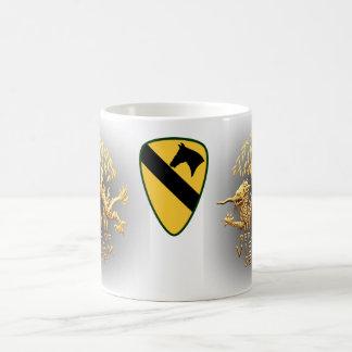 ęrs cavalerie et dragon de service du Vietnam Mug