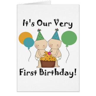 Ęrs T-shirts et cadeaux d'anniversaire de bébés Cartes