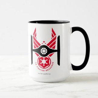 Escadron de chasse de cravate de Star Wars Tasse